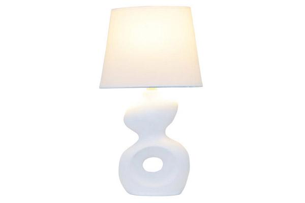 Pablo bordslampa vit