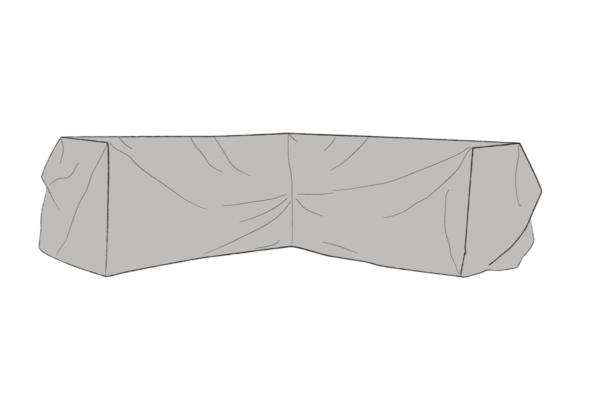 Ninja soffskydd Grå 254x254 cm