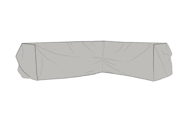 Belfort soffskydd Grå (Höger och Vänster)