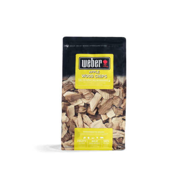 Smoking Wood Chips – Äpple