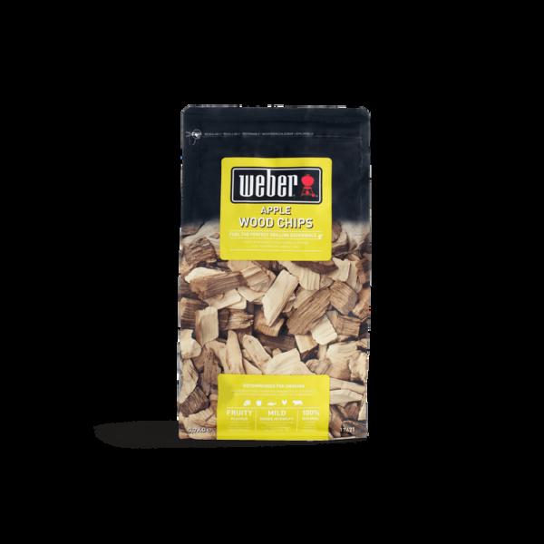 Smoking Wood Chips – Äpple