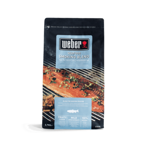 Smoking Wood Chip Blend - Seafood