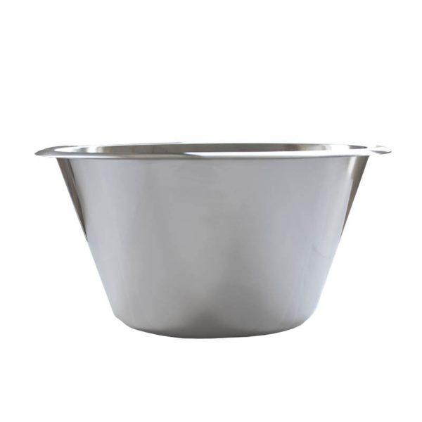 Bunke rostfri 1 lit