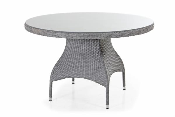 Ninja matbord grå med glas