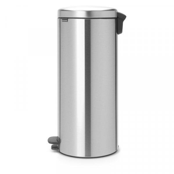 Newicon Pedalhink matt stål 30L