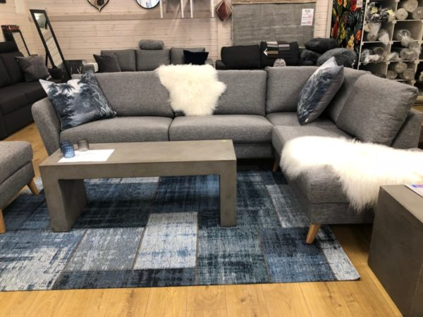 Trend hörn soffa  (Köp endast i butik)