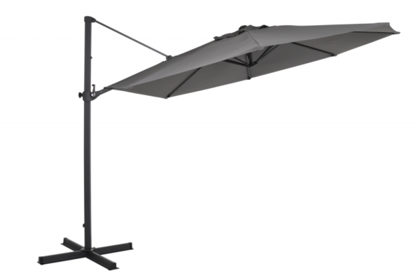 Mollia frihängande parasoll