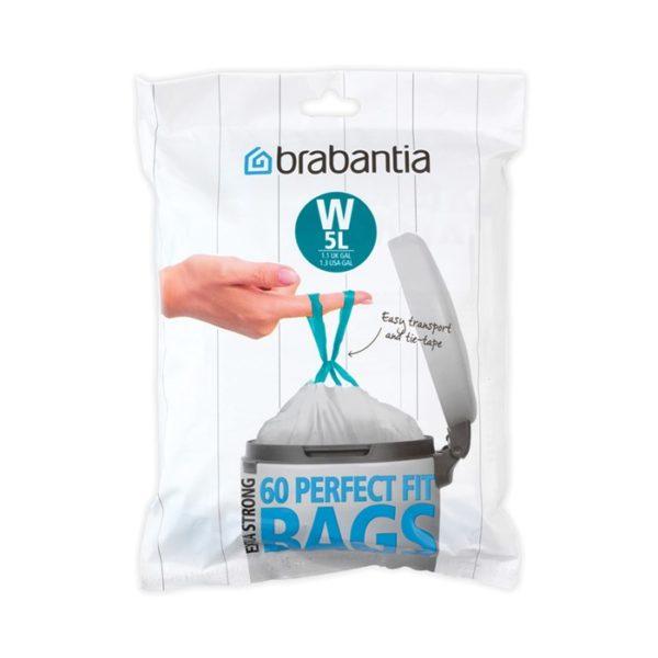 Brabantia PerfectFit avfallspåse 5 lit