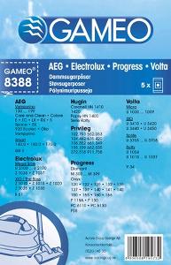Gameo dammsugarpåse - 8388