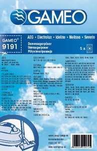 Gameo dammsugarpåse - 9191