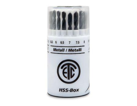 Borrkassett HSS-Box