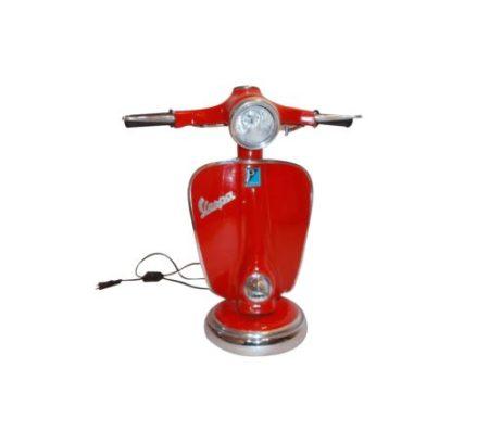 Vespa Lampa (Röd eller vit)