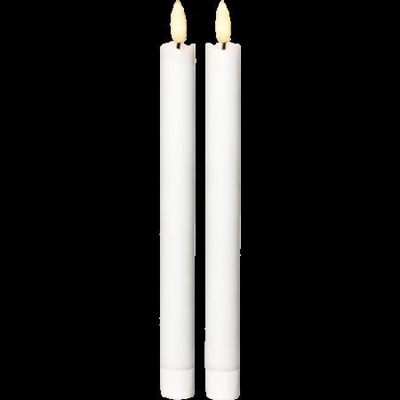 LED antikljus 2-pack Flamme