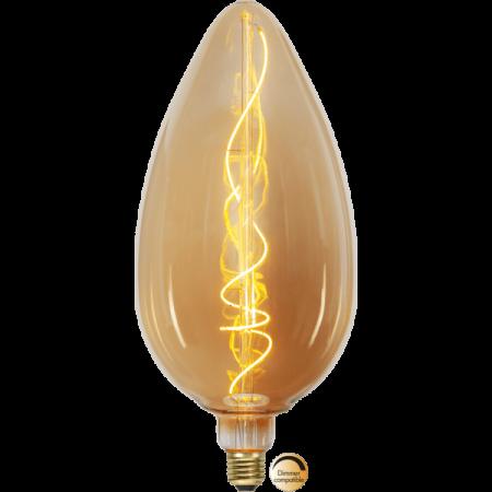 LED-lampa E27 C150 Industrial Vintage