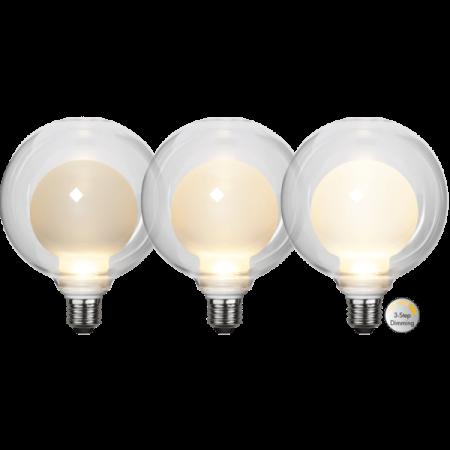 LED-lampa E27 Space 3-step