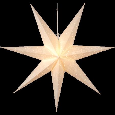 Pappersstjärna Sensy Vit
